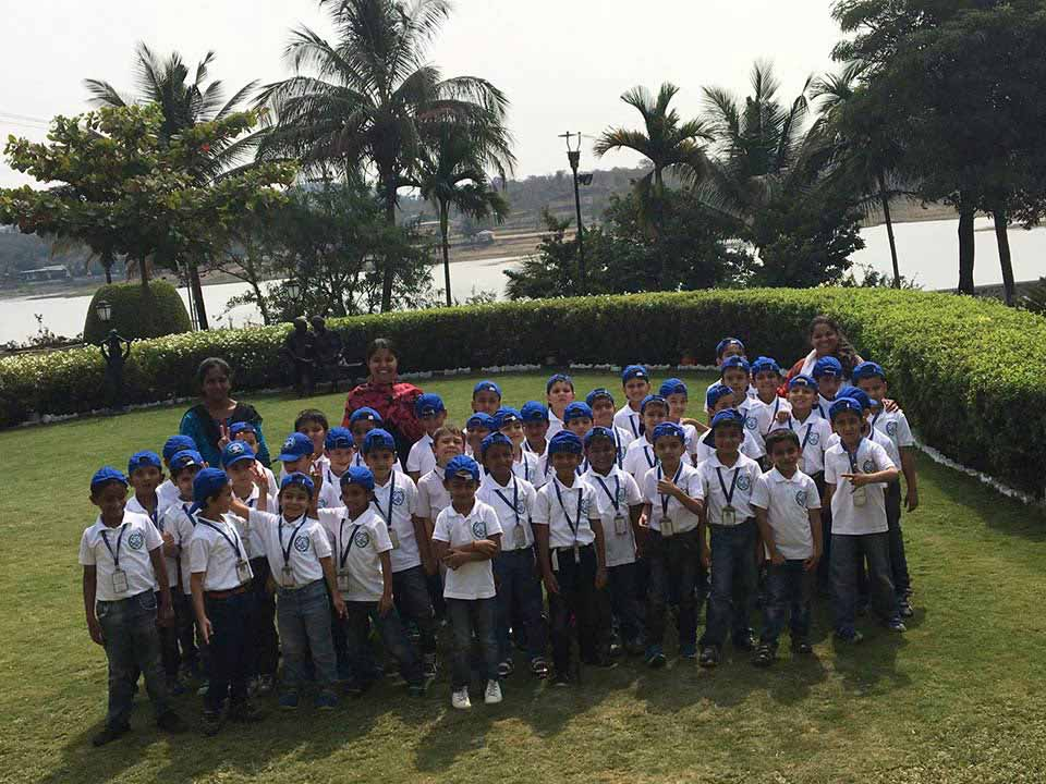 Co-curricular Field Trips : St. Mary's School Pune