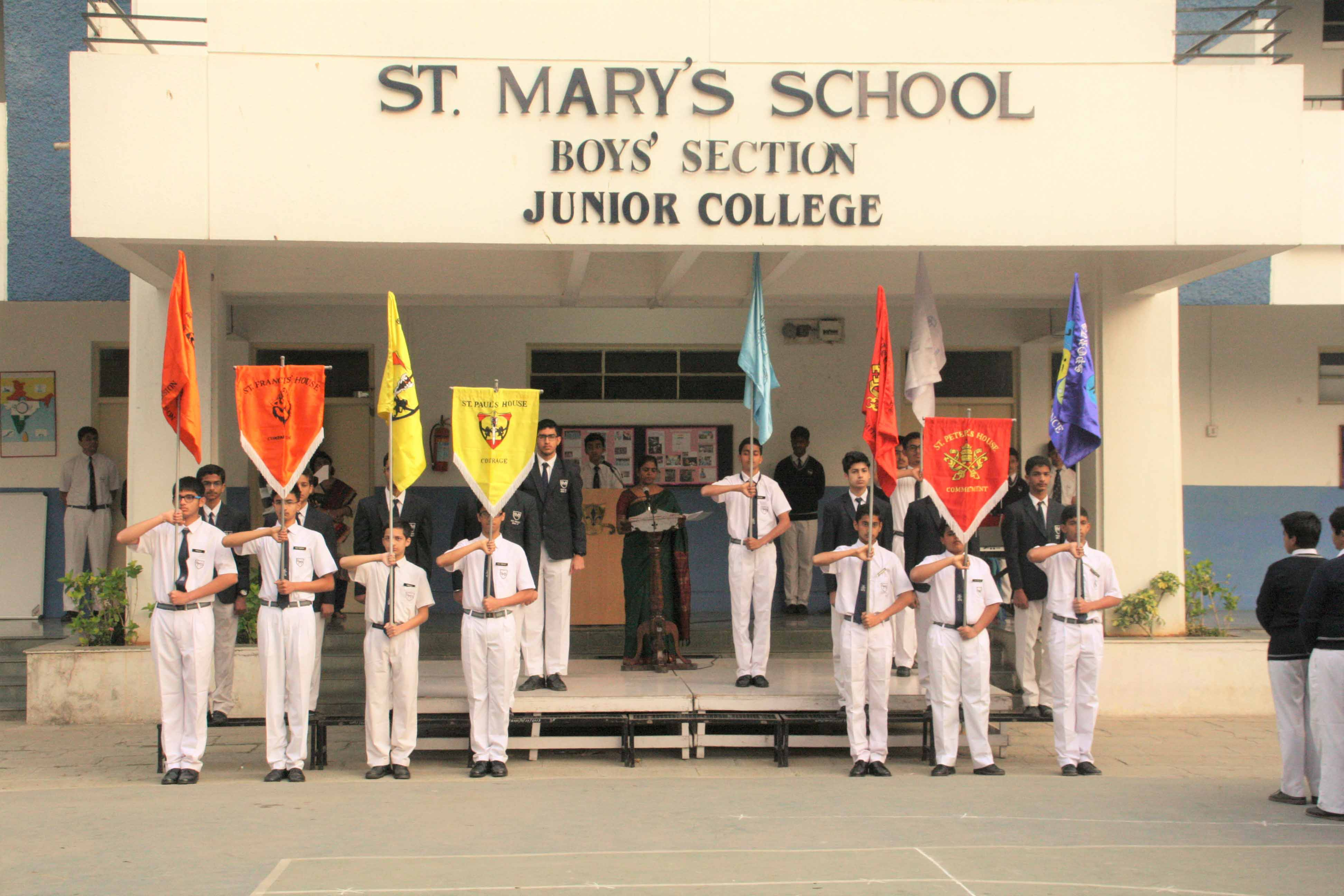 St Mary's School Pune